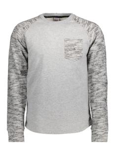 JORHERR SWEAT CREW NECK 12115066 Light grey melange