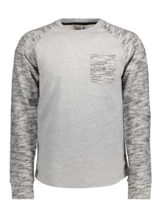 Jack & Jones Sweater JORHERR SWEAT CREW NECK 12115066 Light grey melange
