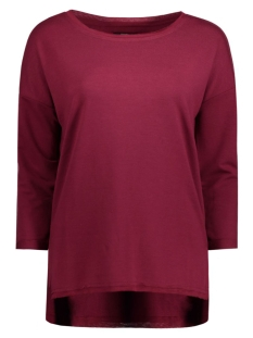 Only Sweater onlCLARA 3/4 ONECK SOLID SWT 15128952 Rhododendron