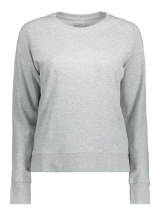 onlLOTUS LS O-NECK NOOS Light Grey Mela/Melange