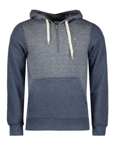 Jack & Jones Sweater JORJAPAN SWEAT HOOD 12116831 Total Eclipse