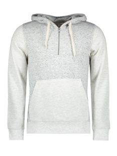 Jack & Jones Sweater JORJAPAN SWEAT HOOD 12116831 Light Grey Melange