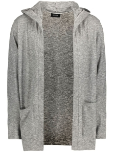 onsNOKI CARDIGAN EXP 22004805 Light grey melange