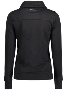 onplina high neck sweat - opus 15108841 only play sport vest black