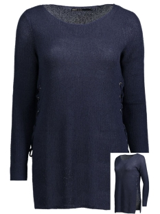 Only Trui onlBETH L/S LONG PULLOVER KNT 15129684 Night sky