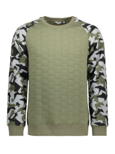 Jack & Jones Sweater JCOSCIENCE SWEAT CREW NECK 12121303 Deep Lichen Grey