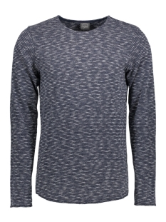 Jack & Jones Trui JORBARGAIN SWEAT CREW NECK 12118022 Total Eclipse