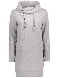 Only Sweater onlBETTE L/S LONG HIGHNECK SWT RP4 15137834 Light Grey Melange