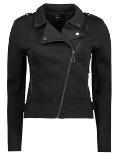 Only Jas onlNEW HIT BIKER JACKET NOOS 15132546 Black