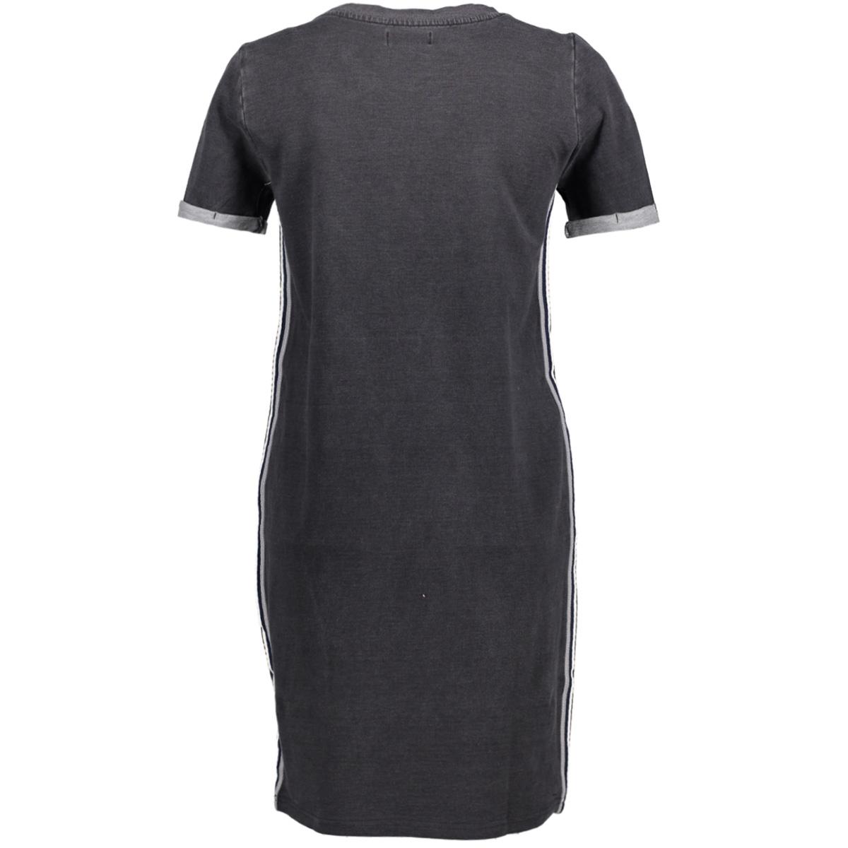 onlcarol s/s dress swt 15135508 only jurk dark grey