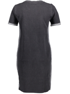 onlcarol s/s dress swt 15135508 only jurk dark grey