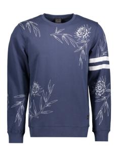 Jack & Jones Sweater JORCHRISTIAN SWEAT CREW NECK 12118302 Dark Denim