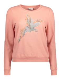 Noisy may Sweater NMFLY L/S SWEAT 2 10174705 Dusty Coral
