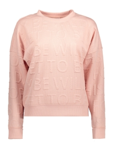 Jacqueline de Yong Sweater JDYMAKI L/S SWEAT SWT 15131724 Cameo Rose
