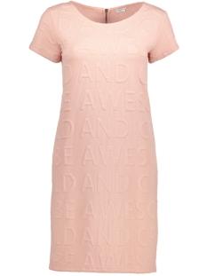 JDYMAKI S/S ZIP DRESS SWT 15138917 Cameo Rose