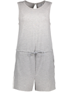 Only Jumpsuit onlSIMONE PLAYSUIT SWT 15138260 Light Grey Melange/ Strip In