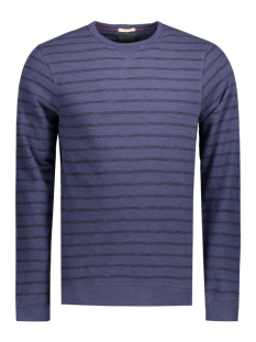 Jack & Jones Trui JJVBLACKWELL SWEAT CREW NECK 12117295 Mood Indigo