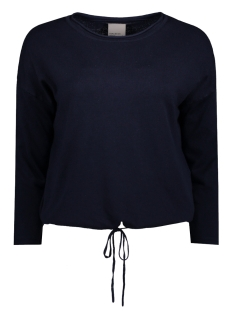 Vero Moda Sweater VMGLORY CUBA 3/4 BLOUSE 10171254 Navy Blazer