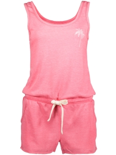 onlOLIVIA S/L PLAYSUIT SWT 15138044 Bubblegum/WASH