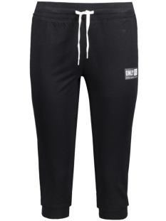 Only Play Sport broek onpGILL 3/4 SWEAT PANTS 15130912 Black