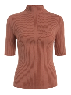 pcvesla 2/4 knit clw 17083840 pieces trui rose dawn