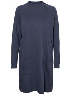 Noisy may Sweater NMCHRISTIAN L/S LONG TOP 4B 10180223 Navy Blazer