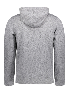 jorpanther sweat hood noos 12125053 jack & jones sweater asphalt