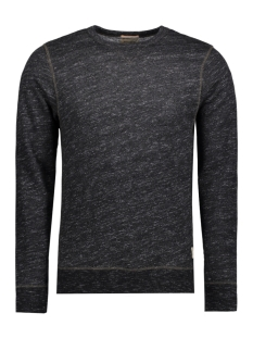 Jack & Jones Sweater JJVRUGGED MELANGE SWEAT CREW NECK NOOS 12127405 Caviar