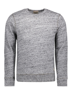 Jack & Jones Sweater JJVRUGGED MELANGE SWEAT CREW NECK NOOS 12127405 Light Grey Melange