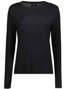 Only Trui onlDINA L/S PULLOVER KNT NOOS 15142902 Black