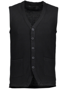 NO-EXCESS Gilet 82230845 020 Black