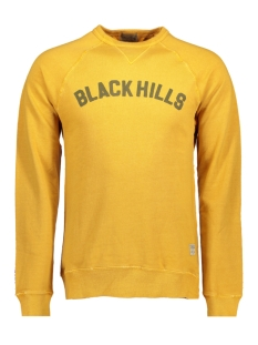 Jack & Jones Sweater JJVFU CARL SWEAT CREW NECK 12129767 Sunflower