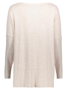 onlmaye l/s v-neck pullover cc knt 15138229 only trui hazelnut/ melange