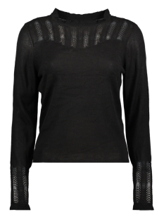 Only Trui onlRIKKA L/S PULLOVER KNT 15139902 Black