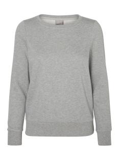 Vero Moda Sweater VMNATALIE L/S SWEAT NFS IP 10183939 Light Grey Melange