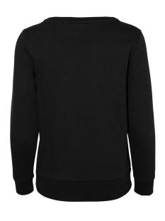 vmnatalie l/s sweat nfs ip 10183939 vero moda sweater black