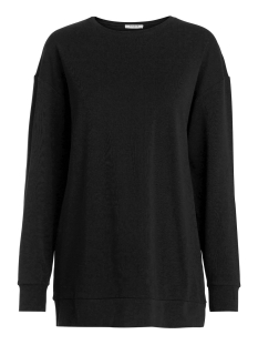 Pieces Sweater PCNOMA L/S LONG SWEAT 17084095 Black