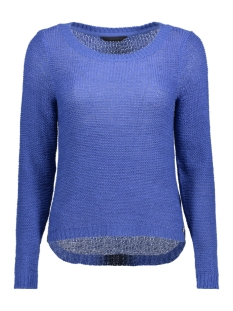 Only Trui onlGEENA XO L/S PULLOVER KNT NOOS 15113356 Dazzling Blue