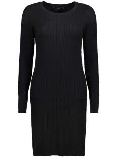 Vero Moda Jurk VMGLORY NINKA LS DRESS NOOS 10159394 Black