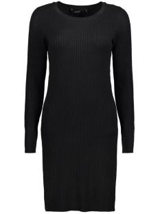 vmglory ninka ls dress noos 10159394 vero moda jurk black