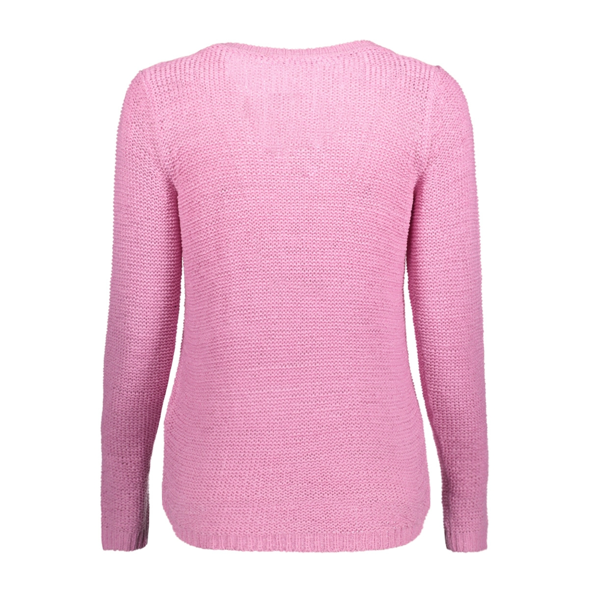 onlgeena xo l/s pullover knt noos 15113356 only trui begonia pink