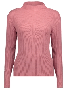 Pieces Trui PCDESLA LS KNIT 17079727 Ash Rose