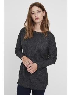 vmcolma brilliant ls oversize blous vero moda trui black beauty