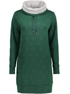 Only Sweater onlSERENA BETTE L/S JACQUARD SWT 15144641 Rain Forest