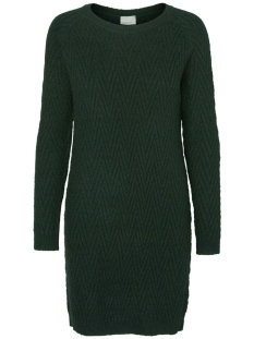 Vero Moda Jurk VMPOSH LS DRESS NOOS 10163894 green gables