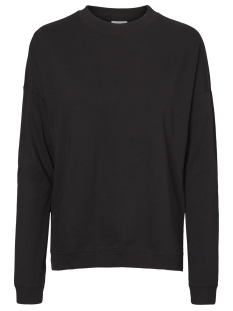 Noisy may Sweater NMLUCKY L/S SWEAT NOOS 27000497 Black