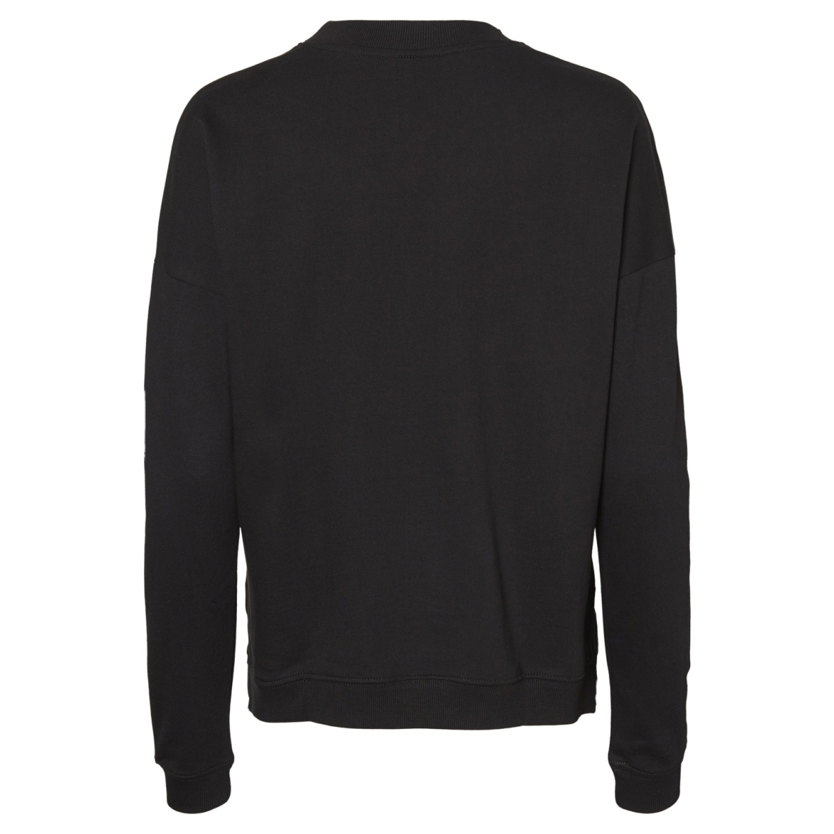 nmlucky l/s sweat noos 27000497 noisy may sweater black