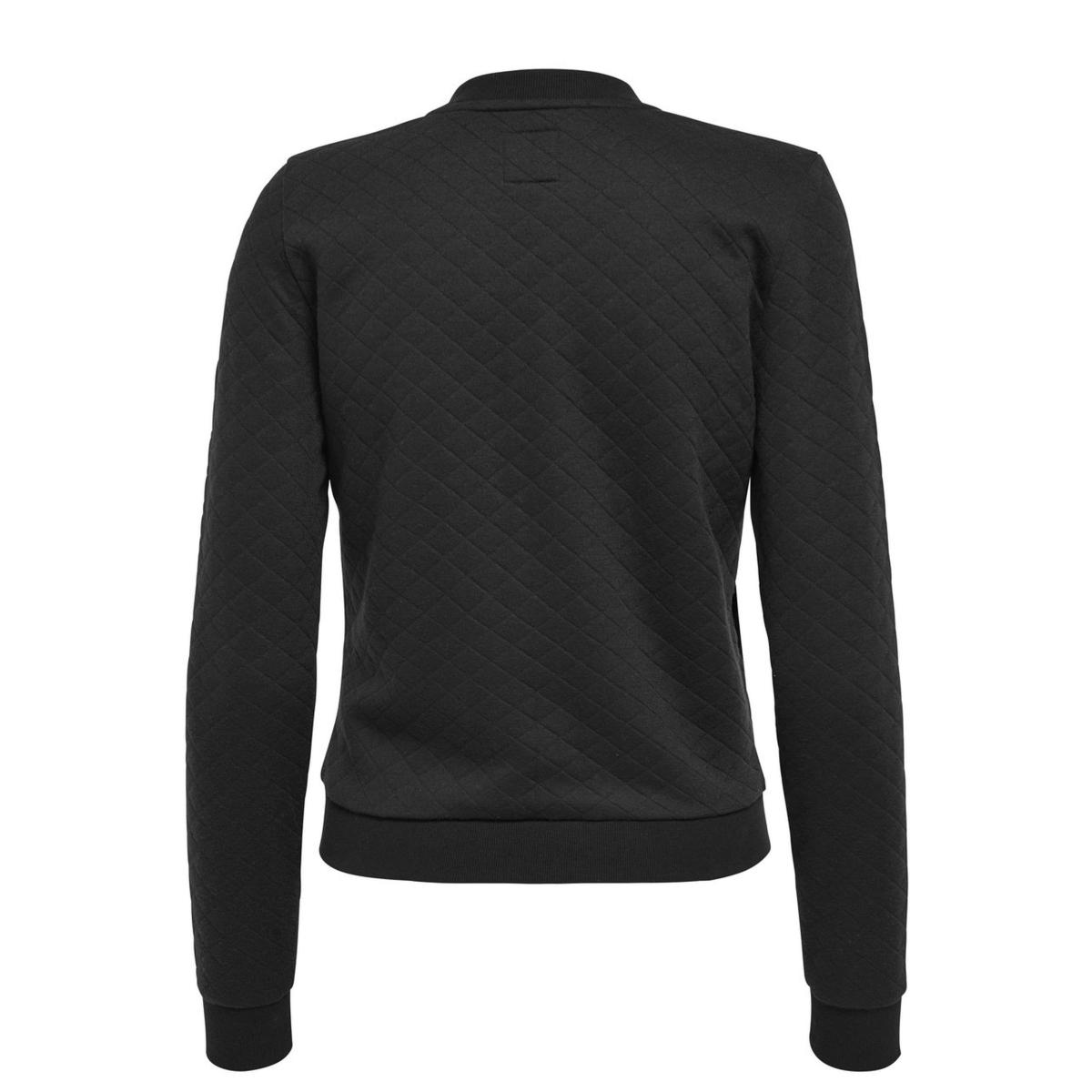 onljoyce ls bomber noos 15131550 only vest black