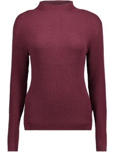 Pieces Trui PCDESLA LS KNIT 17079727 Port Royale