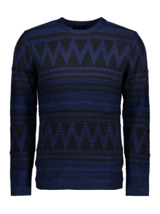 Only & Sons Trui onsDUDLEY CREW NECK KNIT 22004107 Dark Navy